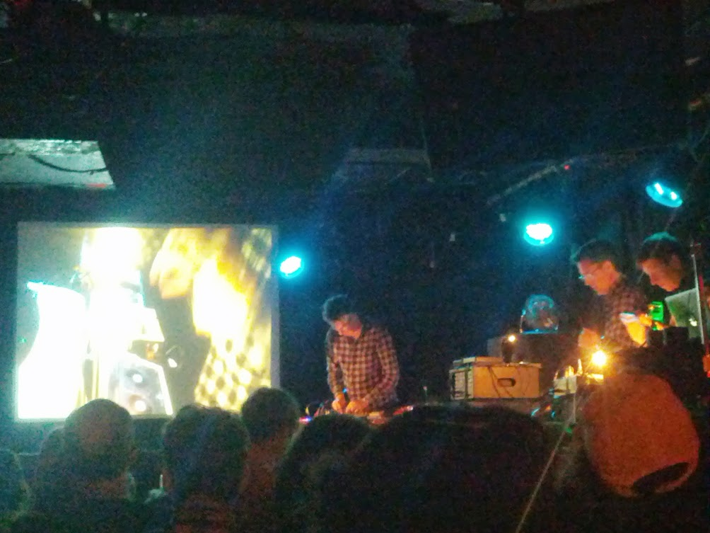 Negativland, playing live at the Empty Bottle in Chicago, IL, on 8/25/2013