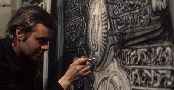 H.R. Giger, 1940-2014