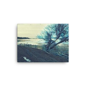 Thundersnow 12×16 Canvas Print